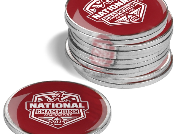 Suntime 2015 National Champtionship 12 Pack Ball Markers by Suntime